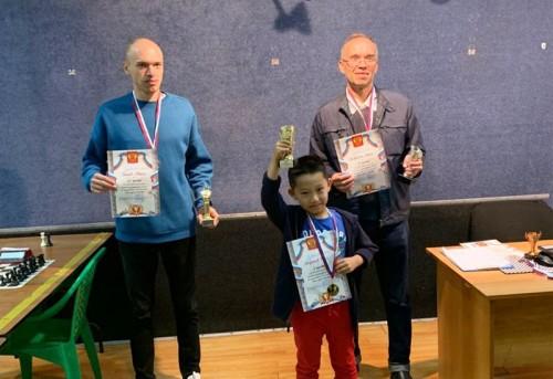 Новая победа Романа Шогджиева
