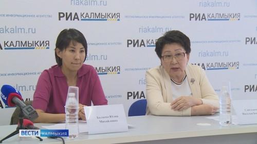Представители медучреждений республики встретились с журналистами