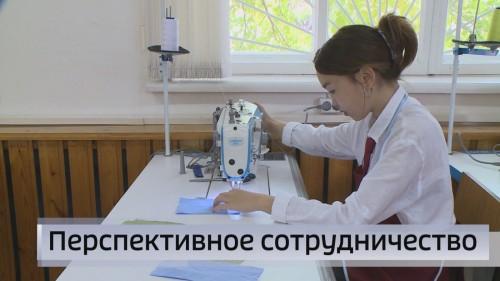 Крупная китайская компания заинтересована в создании швейного производства на территории Калмыкии