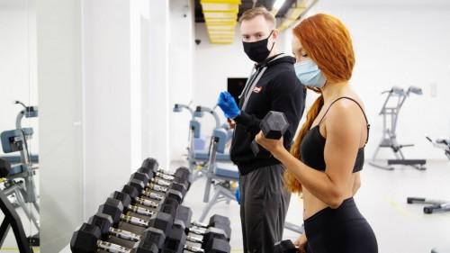 Спортклубы и фитнес-центры возобновили свою работу
