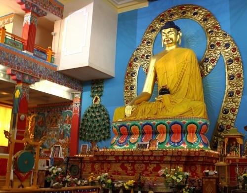 25 августа Центральный хурул планирует открыть свои двери для верующих