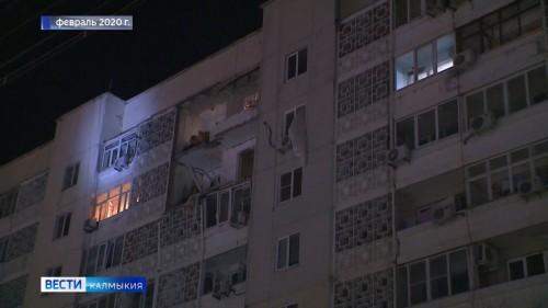 Выбрана территория под строительство дома для пострадавших жильцов девятиэтажки во втором микрорайоне Элисты