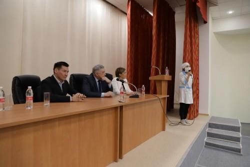 Калмыкия заключила соглашение о сотрудничестве с Астраханским государственным медицинским университето