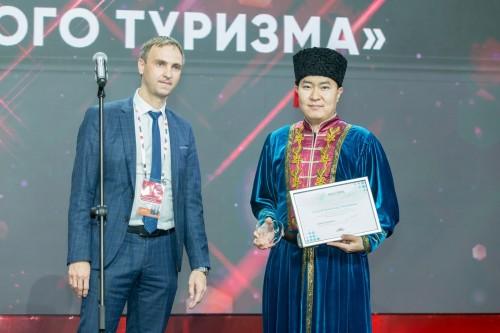 Житель Калмыкии Александр Базыров стал победителем Всероссийского конкурса «Мастера гостеприимства»