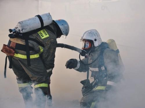 Пожарная охрана Калмыкии в этом году отмечает 95 лет