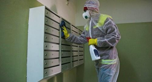Санобработка помещений и мест общего пользования. Кто отвечает за дезинфекцию наших домов?