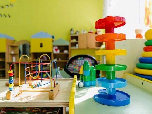 Сегодня в поселке Цаган Аман открылся детский сад «Байр»