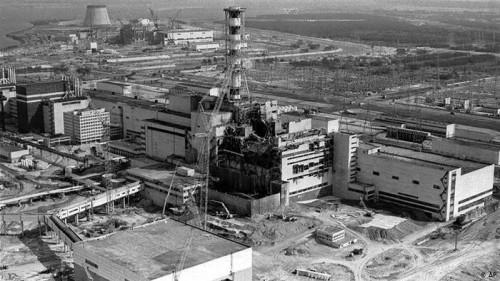 35 лет катастрофы на Чернобыльской АЭС