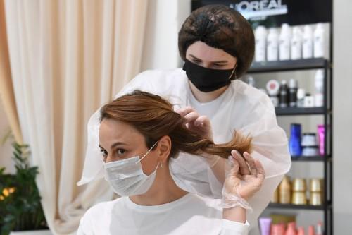 В поле зрения очередного рейда межведомственной комиссии  - парикмахерские