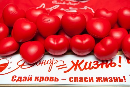 В Калмыкии стартуют «Донорские субботники»