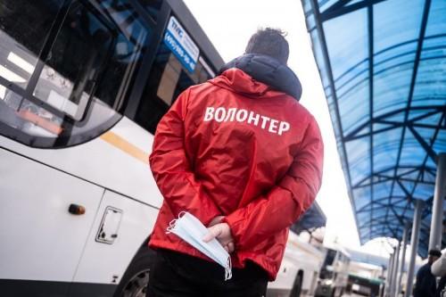 Сегодня команда добровольческого движения «Волонтер» посетит Калмыкию