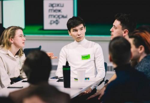 Саранг Бембеев вошел в сотню финалистов образовательной программы «Архитекторы РФ»