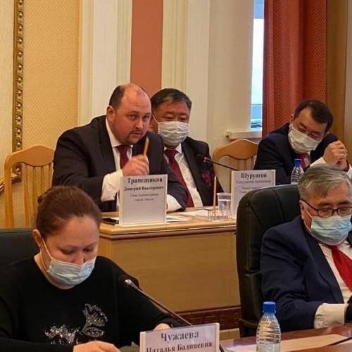 Депутаты Элистинского горсобрания утвердили во втором чтении бюджет на трехлетний период