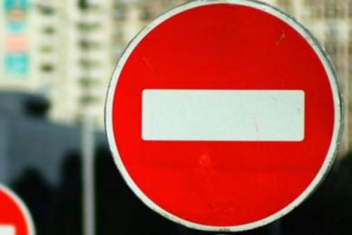 В четвёртом микрорайоне Элисты ограничено движение автотранспорта