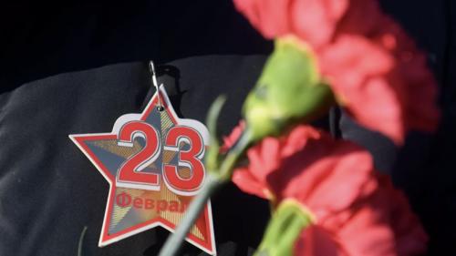 В Калмыкии отметили День защитника Отечества