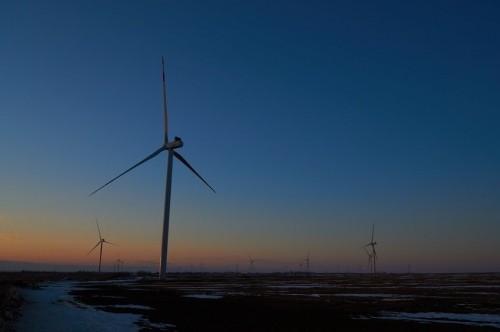 В Калмыкии введены в промышленную эксплуатацию Салынская и Целинская ветроэлектростанции