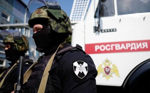 Сегодня профессиональный праздник отмечают сотрудники Национальной гвардии России