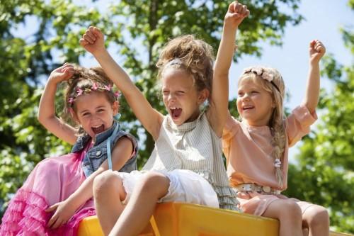 В Кетченерах открылась площадка для детей и взрослых