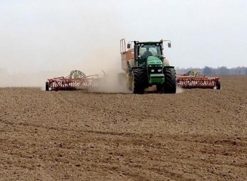 Калмыкия готовится к весенне-полевым работам