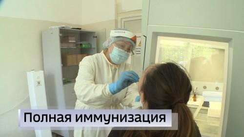 В стране должна быть разработана модель вакцинации населения