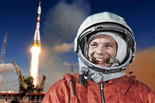 Сегодня День космонавтики