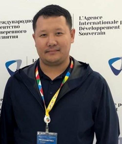 Андрей Чиджиев назначен советником Главы Калмыкии