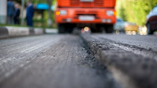 Завершены ремонт дороги «Яшкуль-Комсомольский-Артезиан»