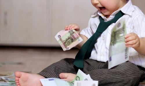 Семьи Калмыкии получат ежемесячные выплаты на детей от 3 до 7 лет