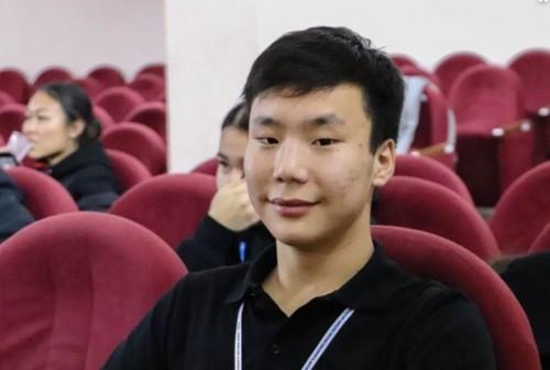 Студент из Калмыкии - обладатель национальной премии