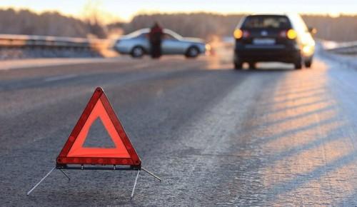 22-летний житель Калмыкии погиб в ДТП