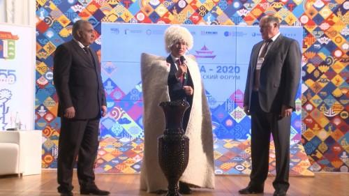 Калмыкия один из перспективных объектов инвестиционной привлекательности в ЮФО