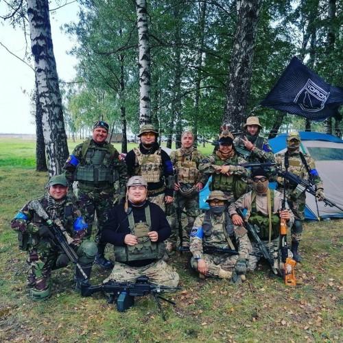 «Сутки на броне 16». Калмыцкая команда приняла участие в Международной военно-тактической игре