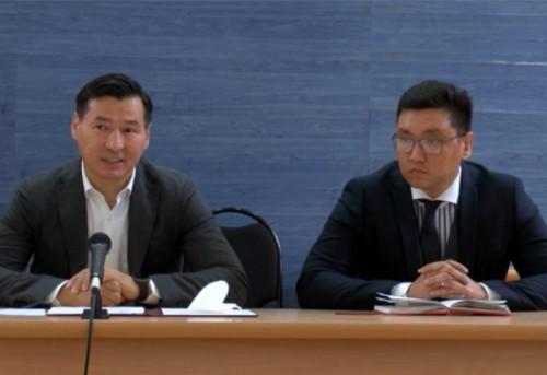 Глава Калмыкии Бату Хасиков официально представил нового министра сельского хозяйства республики