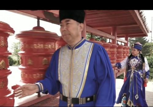 Ко Дню рождения Будды Шакьямуни  артисты Национального оркестра Калмыкии подготовили музыкальный подарок