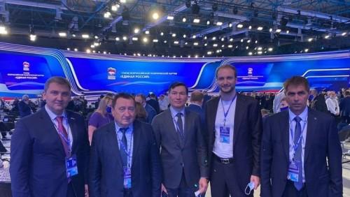 Бату Хасиков в числе других руководителей регионов вошёл в федеральный список кандидатов «Единой России» на предстоящие выборы