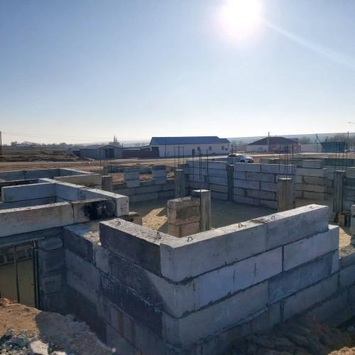 Завершился 1 этап строительства Кетченеровского хурула