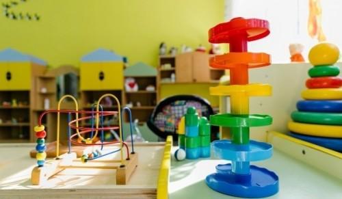 В поселке Кегульта  завершается строительство долгожданного детского сада