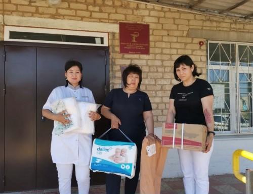 Неравнодушные земляки продолжают помогать районным больницам региона