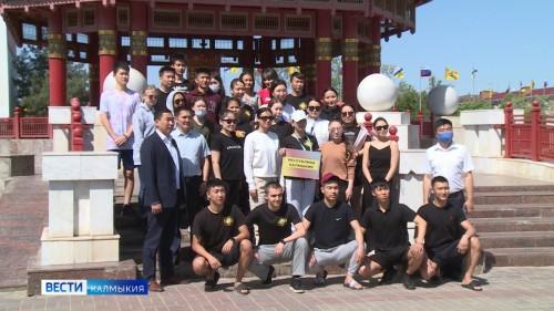 Калмыцкие студенты с триумфом вернулись с XXIX Фестиваля «Всероссийская студенческая весна»