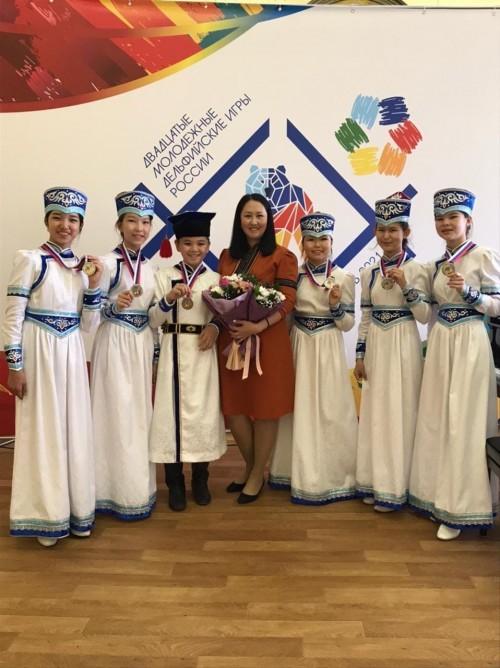 В Перми продолжаются ХХ Всероссийские дельфийские игры