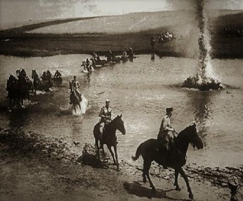 В  Калмыкии вспоминают легендарную 110 отдельную калмыцкую кавалерийскую дивизию