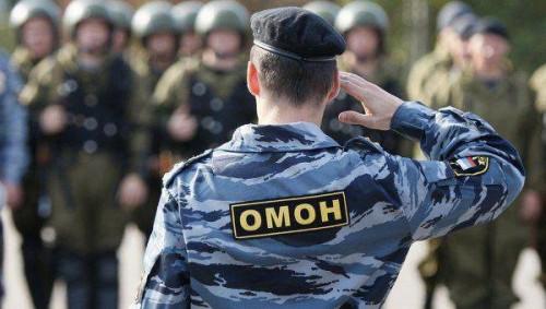Сегодня 15 лет со дня образования  мобильного отряда особого назначения в Калмыкии