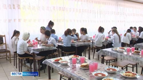 Школьное питание – на контроле муниципальных властей