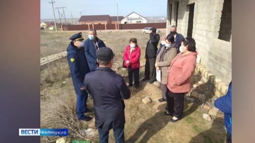 Прокурор Элисты встретился сегодня с жителями Южного района