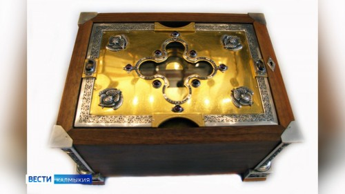 24 июня в Элисту доставят ковчег с мощами Александра Невского