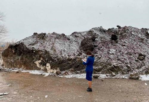 По факту публикации видеоролика о загрязнении  пруда «Колонский» проведена проверка