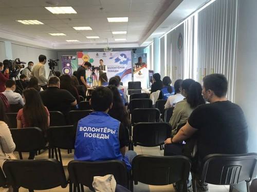 Сегодня состоялось торжественное открытие сразу двух форумов – образовательного «Уралан 2020» и «Волонтеры Победы»