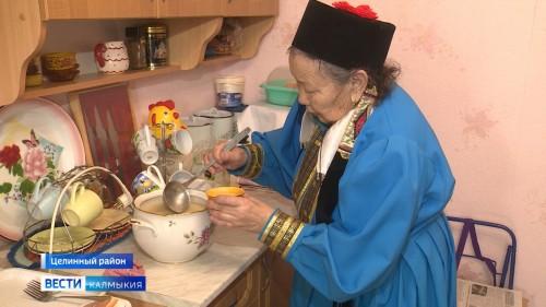Сегодня в Калмыкии встречают Цаган Сар