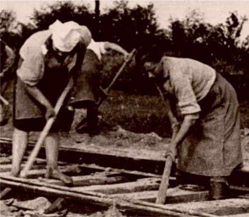 78 лет назад началось строительство железной дороги Астрахань-Кизляр