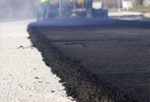 На двух улицах села Овата Целинного района появились новые тротуары